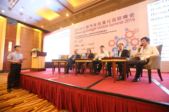 VAMA and GONVVAMA Participated China Lightweight Vehicle Summit 2016