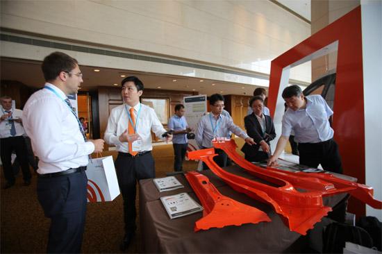VAMA and GONVVAMA Participated China Lightweight Vehicle Summit 2016