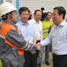 The Acting Governor of Hunan Province Visited VAMA in Changchun