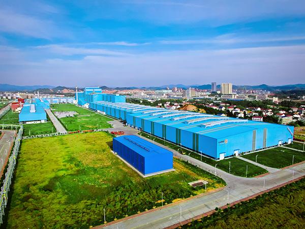 VAMA build new innovative coating line